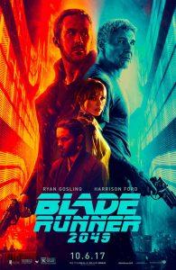 Locandina del sequel di Blade Runnerleneuve